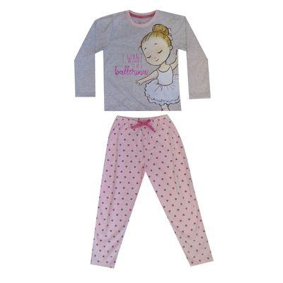 pijama-infantil-camisa-manga-longa-e-calca-bailarina-algodao-e-poliester-mescla-e-rosa-minimi-4-40290001_Frente