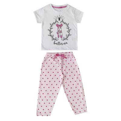 pijama-infantil-camisa-manga-curta-e-calca-ballet-100-algodao-branco-e-rosa-minimi-1-40290003_Frente