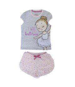 pijama-infantil-camisa-manga-curta-e-short-bailarina-algodao-e-poliester-rosa-minimi-6-49290001_Frente