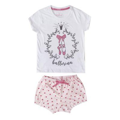 pijama-infantil-camisa-manga-curta-e-short-ballet-100-algodao-branco-e-rosa-minimi-4-49290002_Frente