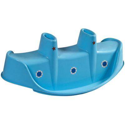 Gangorra-Dupla-Azul-Navio-Com-2-apoios-New-Toys-S309001_frente