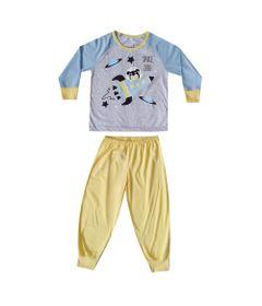 pijama-infantil-camisa-manga-longa-e-calca-cachorro-algodao-e-poliester-mescla-e-azul-e-amarelo-minimi-1-41290004_Frente