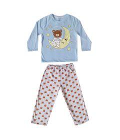 pijama-infantil-camisa-manga-longa-ursinho-algodao-e-poliester-azul-e-mescla-minimi-3-41290005_Frente