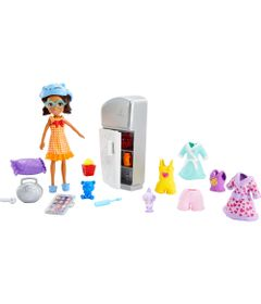 Bonecas-Polly-Pocket-Morena-Pacote-de-Festa-Mattel