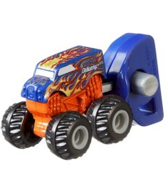 Lancador-e-Mini-Veiculo---Hot-Wheels---Monster-Trucks---Dairy-Delivery---Mattel