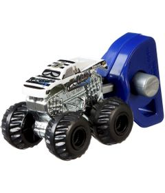 Lancador-e-Mini-Veiculo---Hot-Wheels---Monster-Trucks---Hooligan---Mattel
