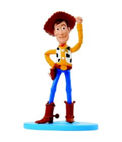 Mini-Figura-10-Cm---Disney---Pixar---Toy-Story-4---Woody---Mattel