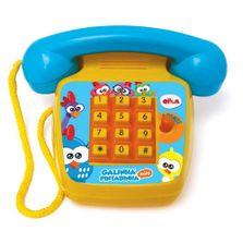 Telefone-Sonoro---Galinha-Pintadinha---Mini---Elka