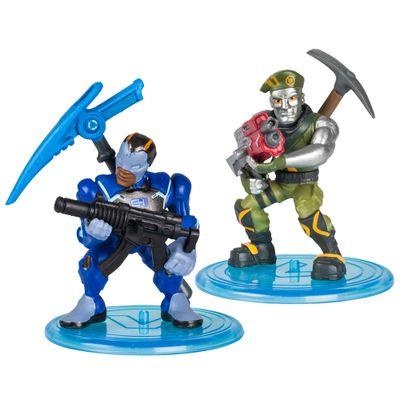 Mini-Figuras-15-Cm-com-Acessorios---Fortnite---2-Personagens-Surpresa---Fun