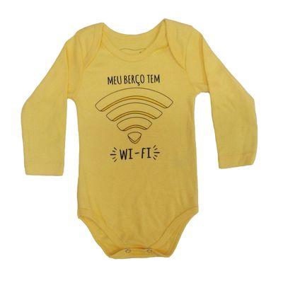 body-manga-longa-wi-fi-no-berco-100-algodao-amarelo-minimi-m_Frente