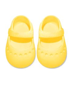acessorios-para-boneca-sapatilha-colorida---tam-7--amarelo-laco-de-fita-04083_Frente