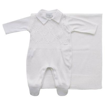 Conjunto-Infantil---Kit-Maternidade---Ponto-Aran---Malha---Branco_Frente