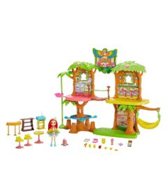 playset-e-boneca-enchantimals-cafe-na-selva-peek-parrot-e-sheeny-mattel-GJP17_Frente