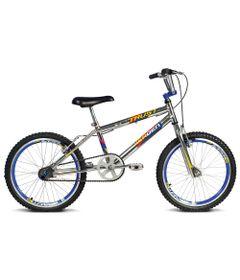 Bicicleta-Trust-Cromo---Aro-20---Cromada-e-Vermelho---Verden-Bikes