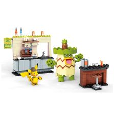 blocos-de-montar-mega-construx-detetive-pikachu-hit-hat-cafe-mattel-GGK27_Frente