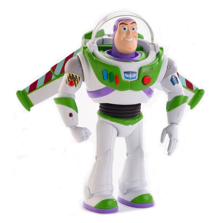 Figura Articulada Disney Toy Story 4 Buzz Lightyear Com