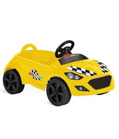 Veiculo-de-Passeio---Roadster---Amarelo---Bandeirante