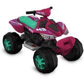 Quadriciclo-Eletrico---12V---Pink---Bandeirante