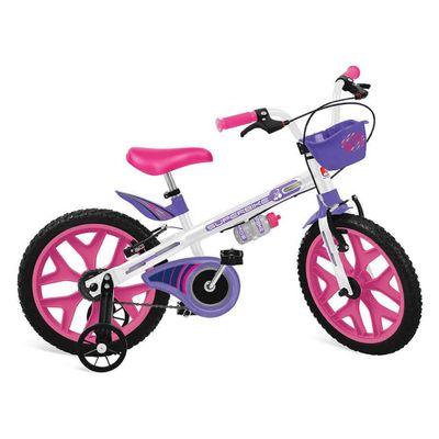 Bicicleta-ARO-16---Superbike---Branca---Bandeirante