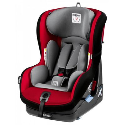 Cadeira-para-Auto-De-0-a-18-Kg-Viaggio-0-1-Switchable-Rouge-Vermelho-Peg-Perego_frente