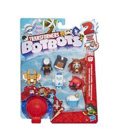Mini-Figuras-Transformers---Botbots---Jock-Squad---Hasbro