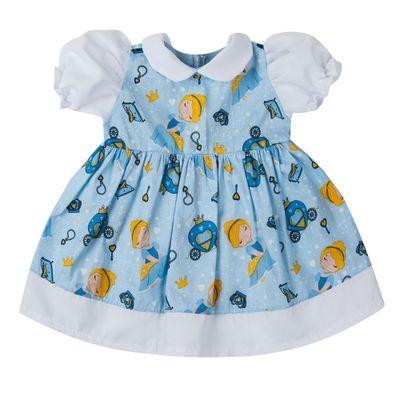 Roupa-para-Bonecas---Vestido-Princesa---Laco-de-Fita