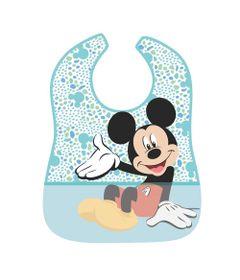Babador-Impermeavel---Disney---Mickey-Mouse---Bolinhas---Girotondo-Baby
