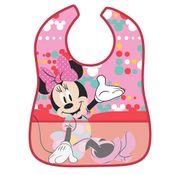 Babador-Impermeavel---Disney---Minnie-Mouse---Alegre---Girotondo-Baby