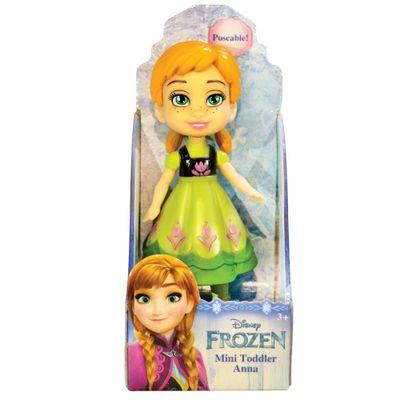 Mini-Boneca---10Cm---Disney---Frozen---Anna---Roupa-Verde---Sunny