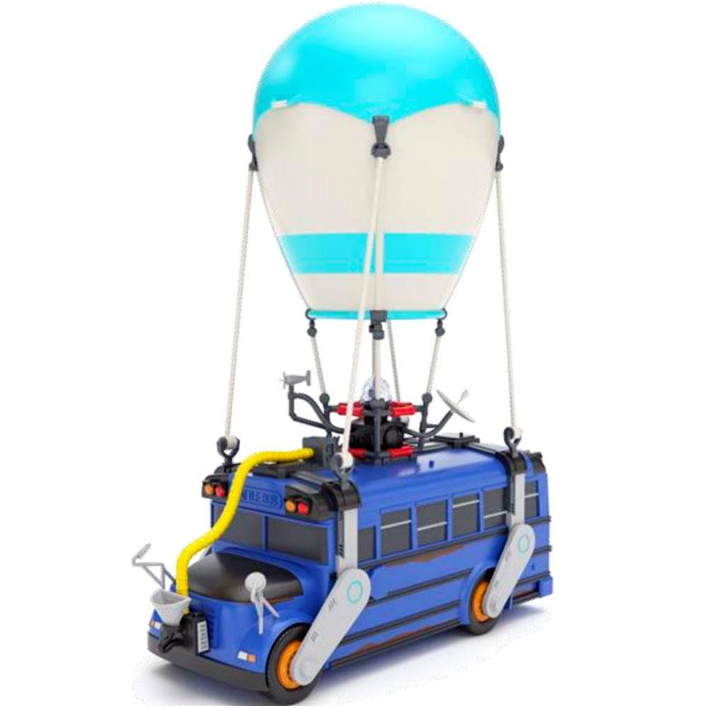 Veículo e Figura - Ônibus de Batalha e 1 Boneco Exclusivo - Fortnite - Fun