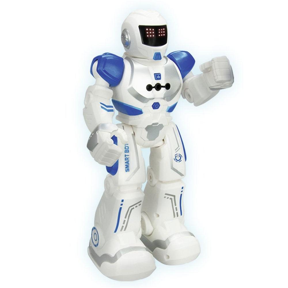 Boneco Robô com Controle Remoto - Smart Bot - Xtrem Bots - Fun