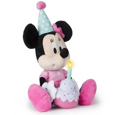 Pelucia-com-Som-Disney-Minnie-Happy-Birthday-Multikids_frente