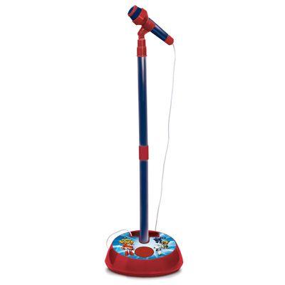 Microfone-Infantil-com-Pedestal-e-Amplificador-Super-Wings-Fun_frente