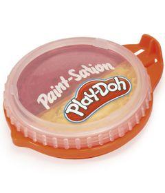 Conjunto-de-Artes-Play-Doh-Tinta-para-Pintar-Pote-2-em-1-Rosa-e-Laranja-Fun_frente