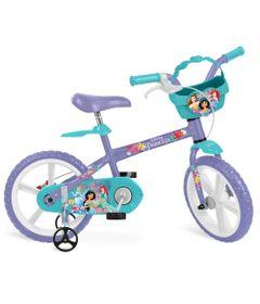 Bicicleta-ARO-14---Disney---Princesas---Roxa---Bandeirante