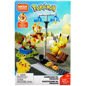 Blocos-de-Montar---Mega-Construx---Playset-de-Batalha---Pokemon---Chimchar-Vs-Pikachu-e-Ouisticram-Vs-Pikachu---Mattel