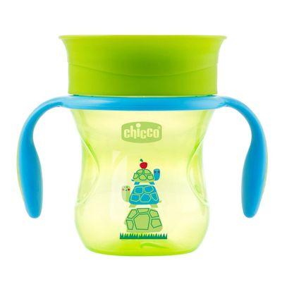Copo-de-Treinamento---360-Perfect-Cup---200-Ml---Verde---Chicco
