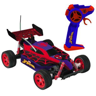 Veiculo-de-Controle-Remoto---Disney---Marvel---Spider-Man---Fearless---Candide