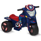 Veiculo-Eletrico---Moto---6V---Disney---Marvel---Capitao-America---Bandeirante
