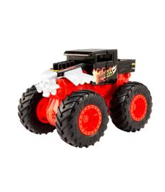 Veiculo-Hot-Wheels---1-43---Monster-Trucks---Bash-Ups---Bone-Shaker---Mattel