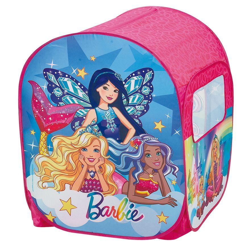 Barraca-Infantil---Barbie---Mundo-dos-Sonhos---Fun