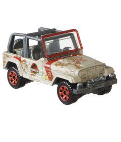 Carrinho-Die-Cast---Jurassic-World-2---Matchbox---New-Tool-23---Dourado---Mattel