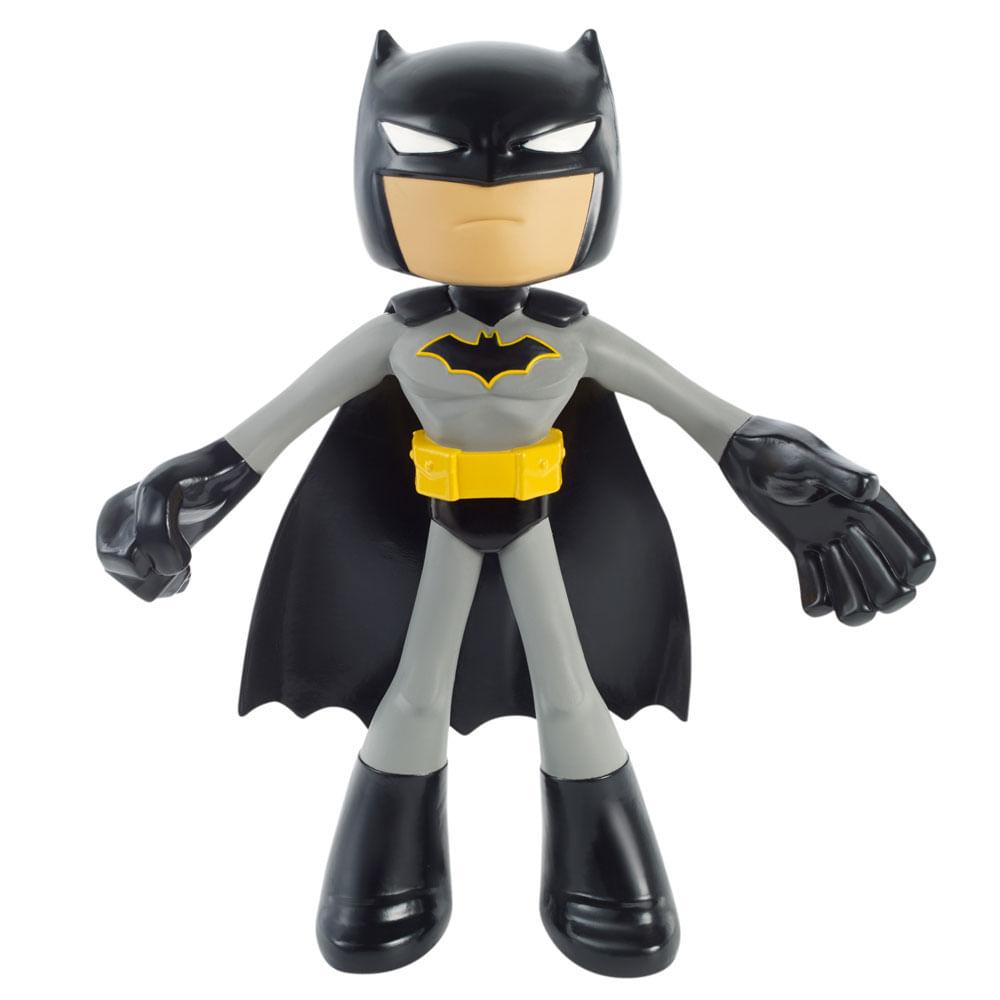 Mini Figura Flexível - 7 Cm - DC Comics - Batman - Mattel