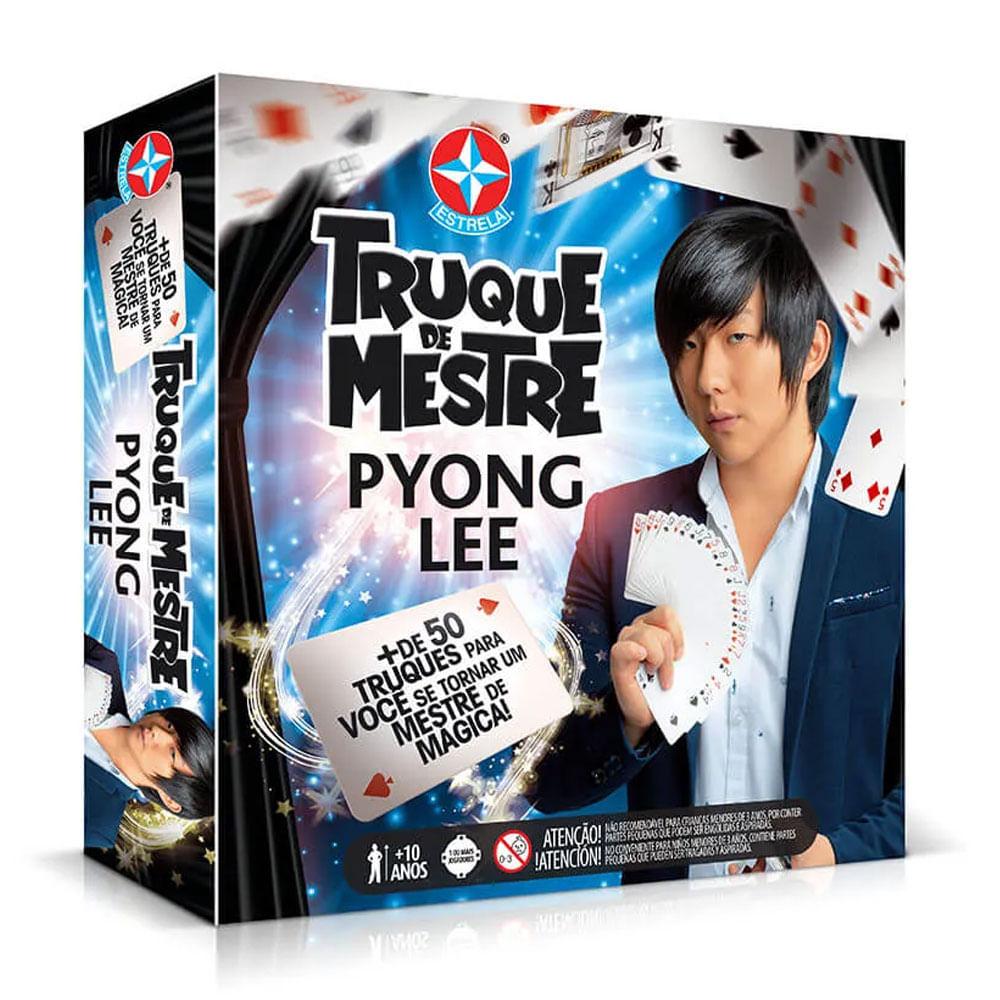 Jogo - Truque de Mestre - Pyong Lee - Estrela