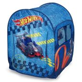 barraca-infantil-hot-wheels-carrinho-azul-fun_Frente