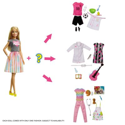 boneca-barbie-barbie-profissoes-profissao-surpresa-8-surpresas-mattel-GFX84_frente