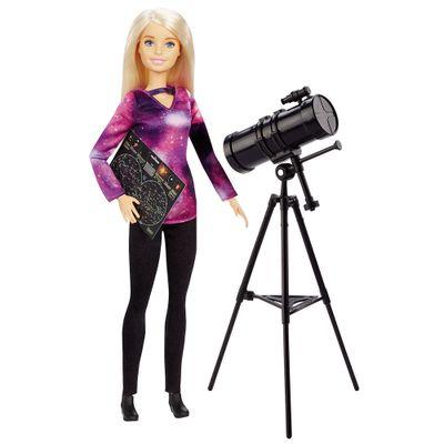 Boneca Barbie Barbie National Geographic Astrofisica Mattel