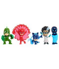 Conjunto-de-5-Figuras---08-cm---PJ-Masks---Night-Ninja---Novas-Poses---DTC
