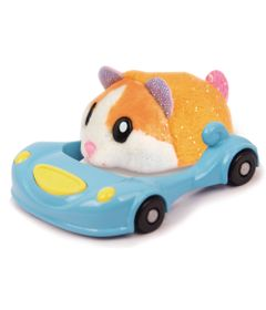Figura-Hamster-com-Veiculo---Hamsters-in-a-House---Super-Acelerado---Honey---Candide