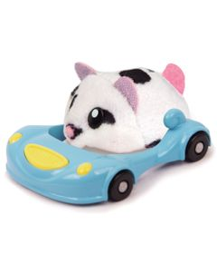 Figura-Hamster-com-Veiculo---Hamsters-in-a-House---Super-Acelerado---Pepper---Candide